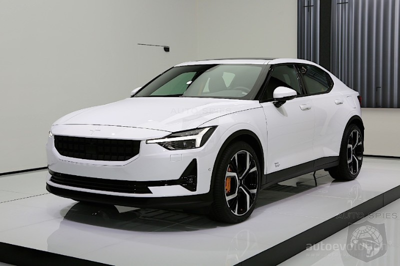 Polestar 2 Prototype Production Begins - Who Should Be Looking Over Their Shoulder?