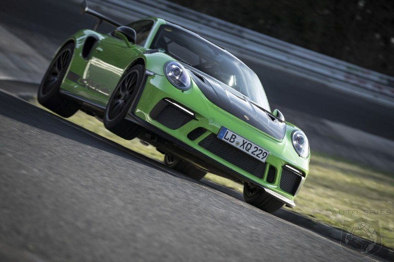 Watch The 911 GT3 As It Becomes Third  Porsche To Lap Nurburgring In Under 7 Minutes