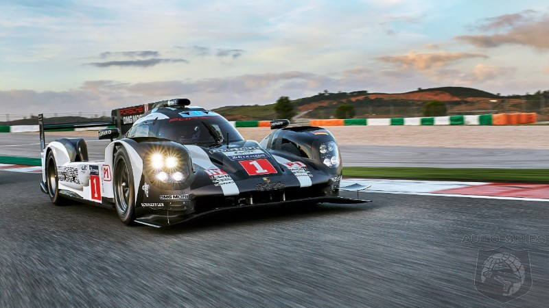 Porsche Considers Withdrawing From LeMans Racing, Leaving Toyota Alone