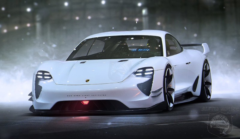 Porsche Says They Will Concentrate On Making The Mission E A Porsche, Not A Tesla Killer