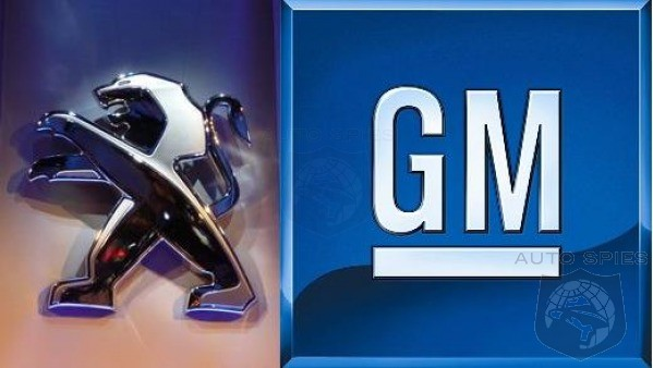 GM And Partner PSA To Become Bailout Buddies If EU Approves French Rescue