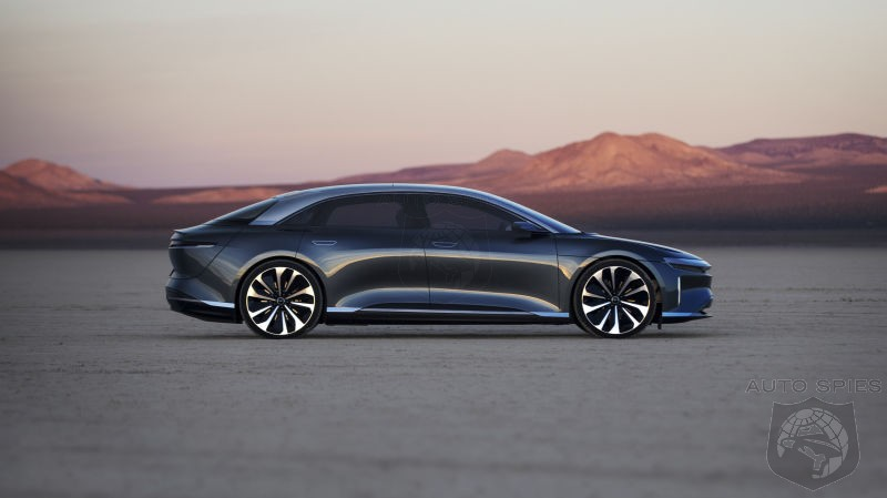 Saudi Investors Commit $1 Billion To Lucid Motors To Launch First Tesla Killer