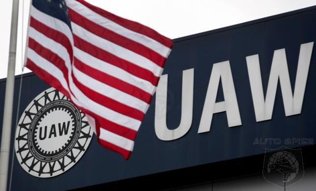 UAW Aligns Along Side Of Trump's