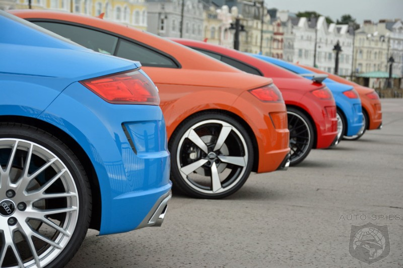 Death Of An Icon: Audi Kills The TT, Plans To Replace It With An EV