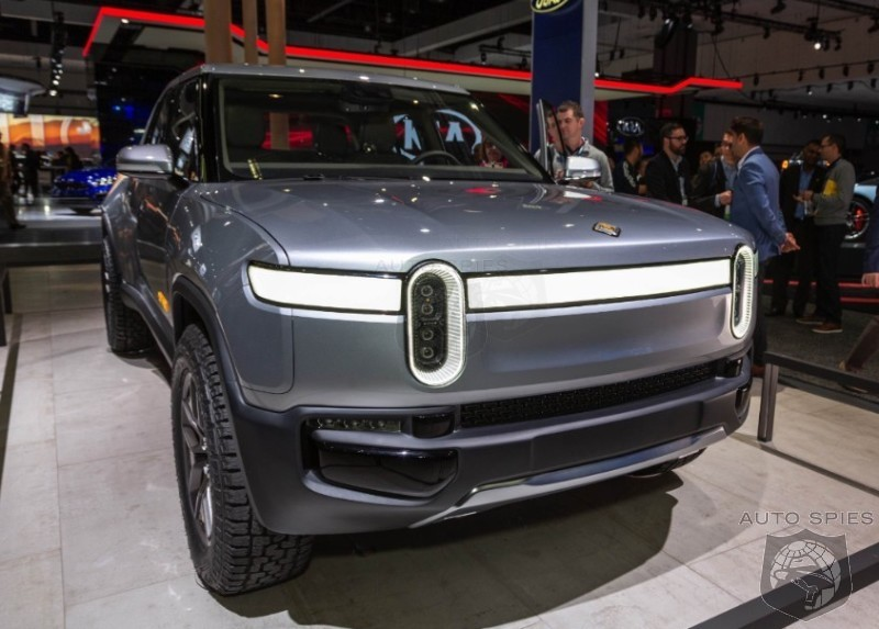 Both Amazon And GM In Talks To Aquire Major Stakes In EV Maker Rivian