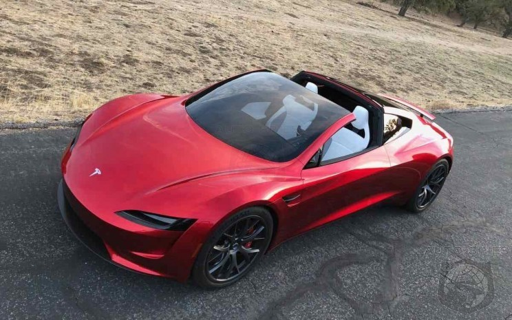 Just How Is The Tesla Roadster Going To One Up The Model S Plaid?