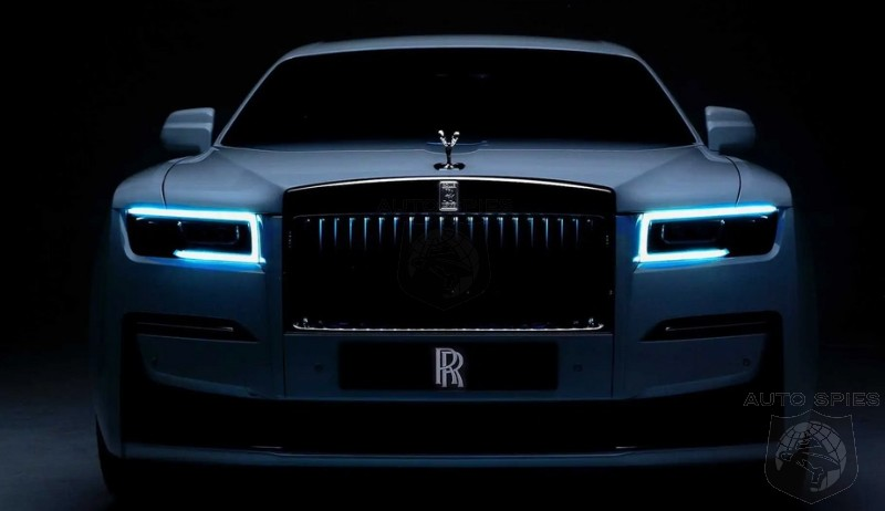 Hold Off On That New Car Purchase - Rolls Royce Has A New EV On The Way!