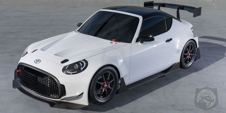 No Longer Beige? Toyota To Give US Lineup TRD Versions PLUS A Dedicated Sports Car Platform
