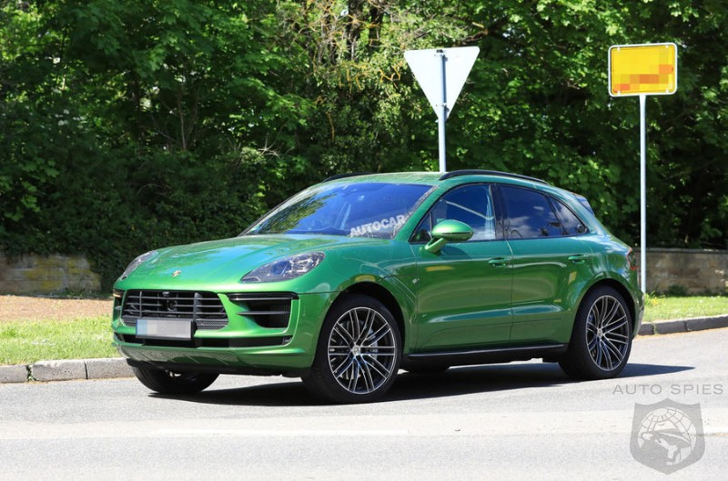 Porsche Gives Macan A Midlife Facelift And Audi Power Powertrains