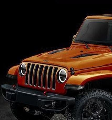 Breakout The Checkbook: Jeep Scrambler Pickup To Be In Dealerships By April Next Year