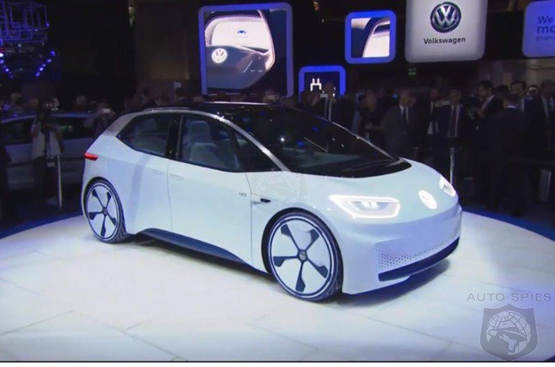 2020 Volkswagen ID Prototypes Will Roll Off Assembly Line Starting Next Month