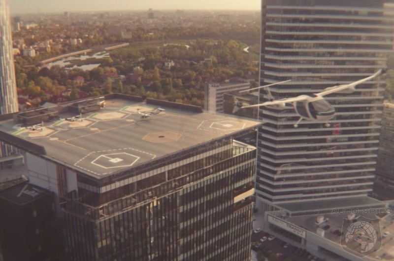 Too Much Too Fast? Uber Plans Self Flying Taxis In Just 3 Years