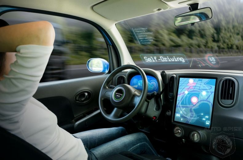 Fear Of Self Driving Technology Rises As Public Becomes More Educated Of Limitations
