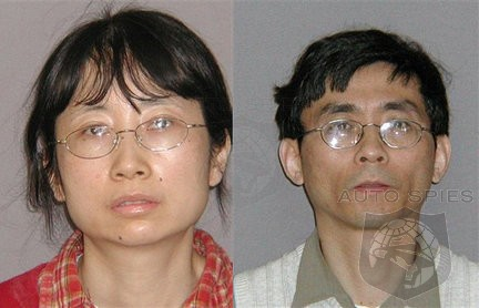 Judge Sentences Couple Guilty Of Attempting To Sell GM Secrets To Chinese To Only 366 Days In Prison