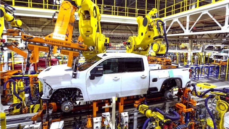 GM Invests $150 Million To Build More Big Trucks