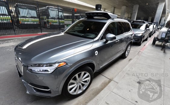 Uber Announces Plans To Resume Self Driving Program In Pittsburgh, Mayor Says Not So Fast