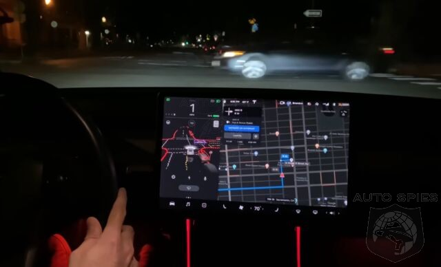 Tesla's New Full Self Driving Mode Continues To Scare And Impress Testers