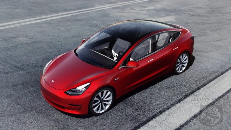 Tesla Model 3 Becomes The Number 2 Selling Import In South Korea