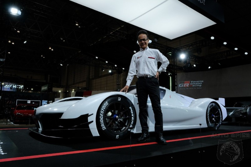 What? Toyota Confirms Plans For New Super Car