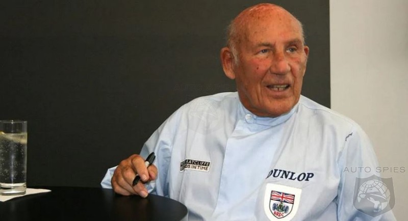 Formula 1 Legend Stirling Moss Passes Away At Age 90