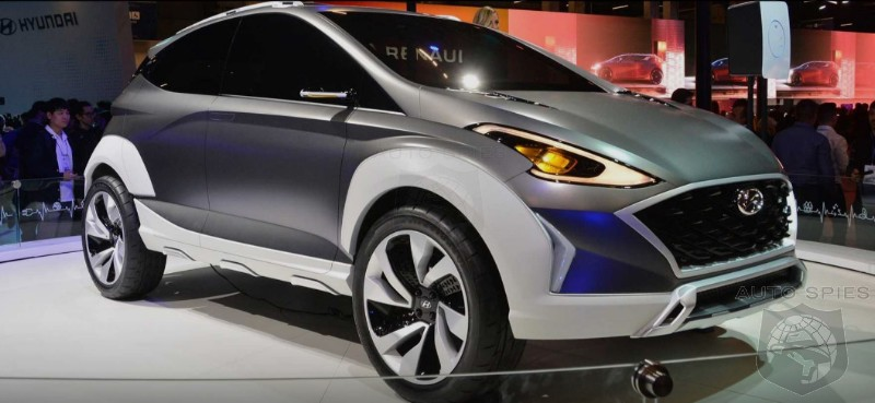 Hyundai To Introduce Smaller More Affordable Crossover At NYIAS