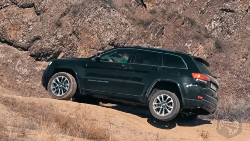 WATCH: SUV WARS - They'll Probably NEVER Go Off Road. But If They DO. Can They Survive?
