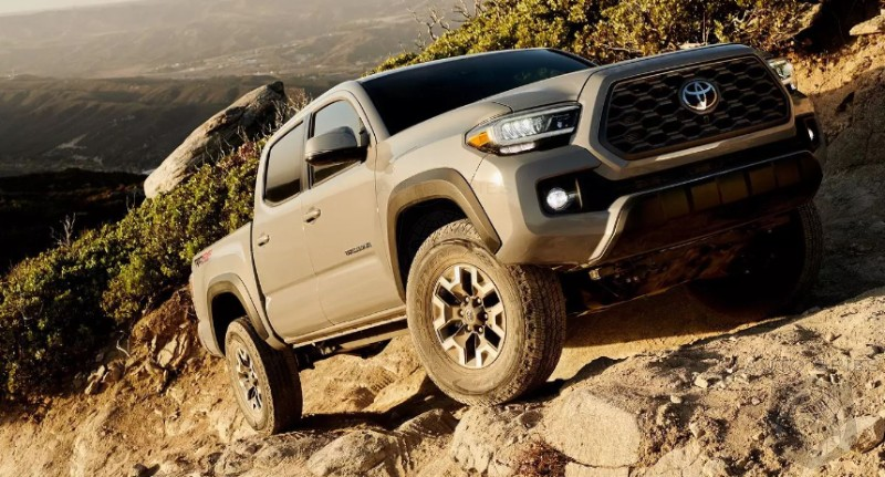 Toyota's Mid-Sized Tacoma And Full-Sized Tundra Will Share The Same Platform