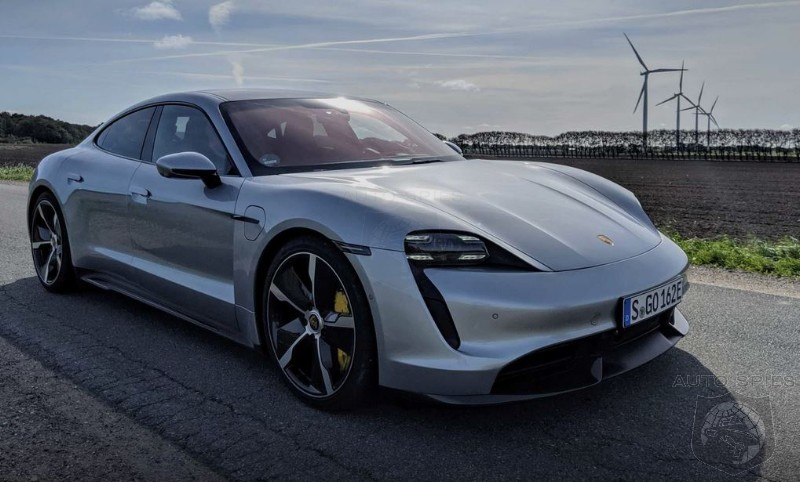 Porsche Delays Taycan Deliveries Up To 10 Weeks