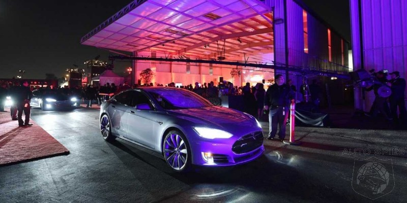 Tesla Goes Old-School With LA Charging Station - Features Drive In Movies And Restaurant