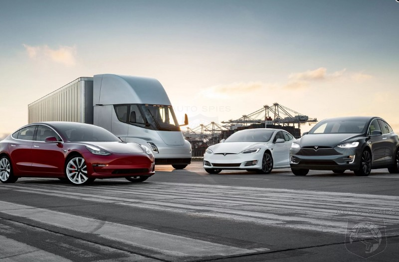 Tesla's Market Value Now Exceeds GM And Ford Combined