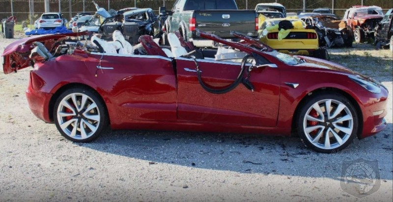NTSB Reveals Tesla's Autopilot Was On In Deadly Model 3 Crash With Semi