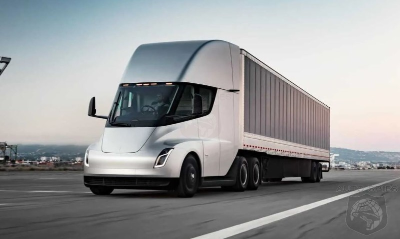 Walmart Canada Orders An Additional 130 Tesla Electric Semi Trucks