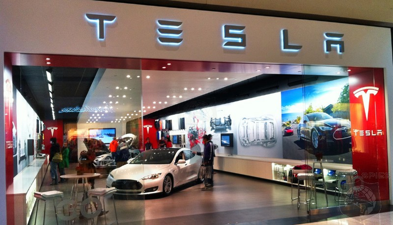 Tesla Scales Back On Store Closures And Raise Prices