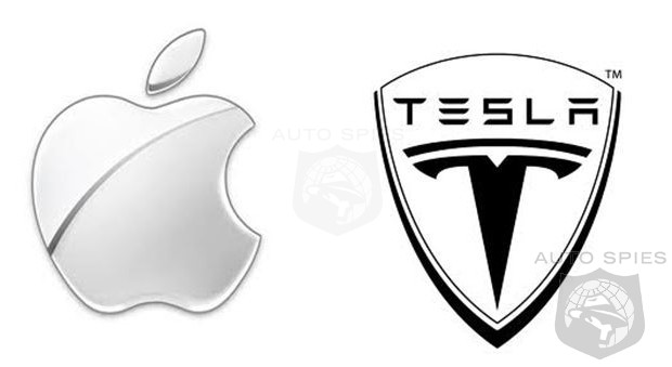 Morgan Stanley Claims That Tesla Has All Of The Driving Data That Apple Needs