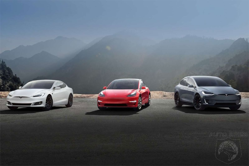 Where Are the Germans? Tesla Dominates European Union EV Segment With A 45% Share