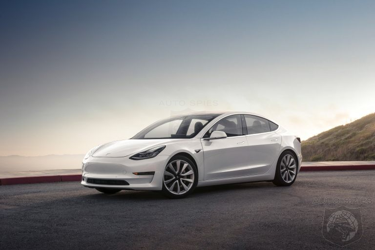 Tesla Model 3 Loses Mid Range Option