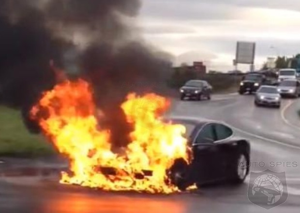 NTSB Debunks Fake News Report - Says Teslas Are Not More Prone To Fires Than Conventional Vehicles