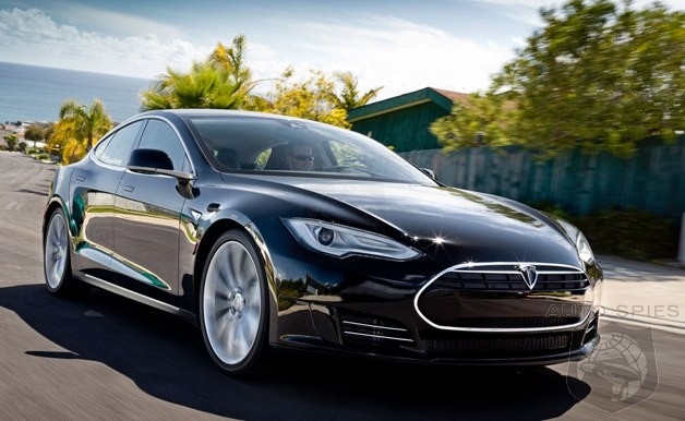 Tesla Model S Passes Crash Tests With Flying Colors