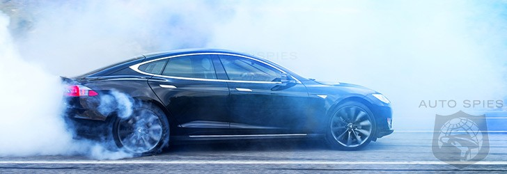 INSANELY FAST: Tesla's Model S Plaid To Spit Out Sub 9 Second Quarter Mile Runs