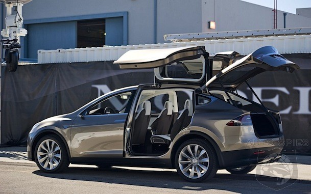 Tesla Defends Model X After Critical Review By Consumer Reports
