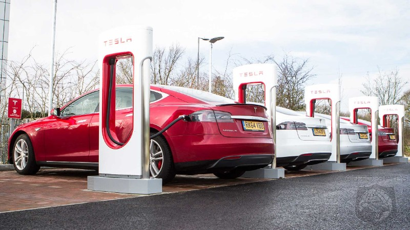 Tesla Announces Plan for 200 Version 3 Supercharging Stations In Los Angeles Area