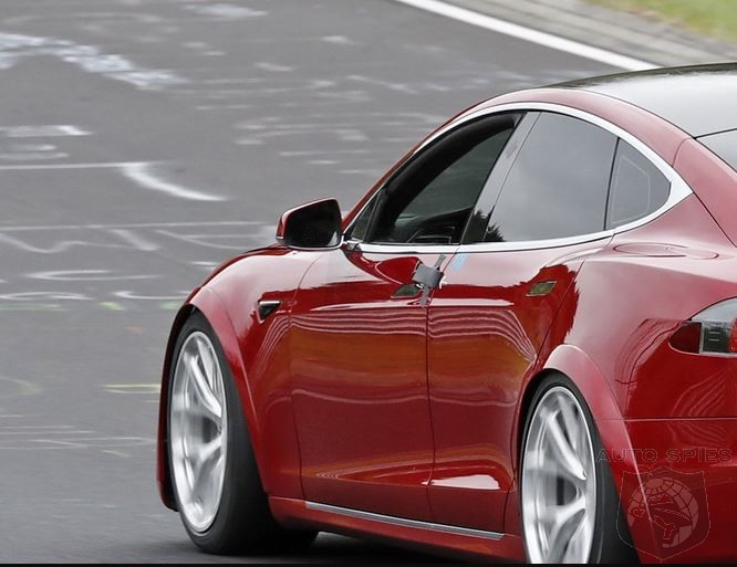 Turns Out You Can't Buy Anything Close To The Tesla Model S Slated To Run The Nurburgring