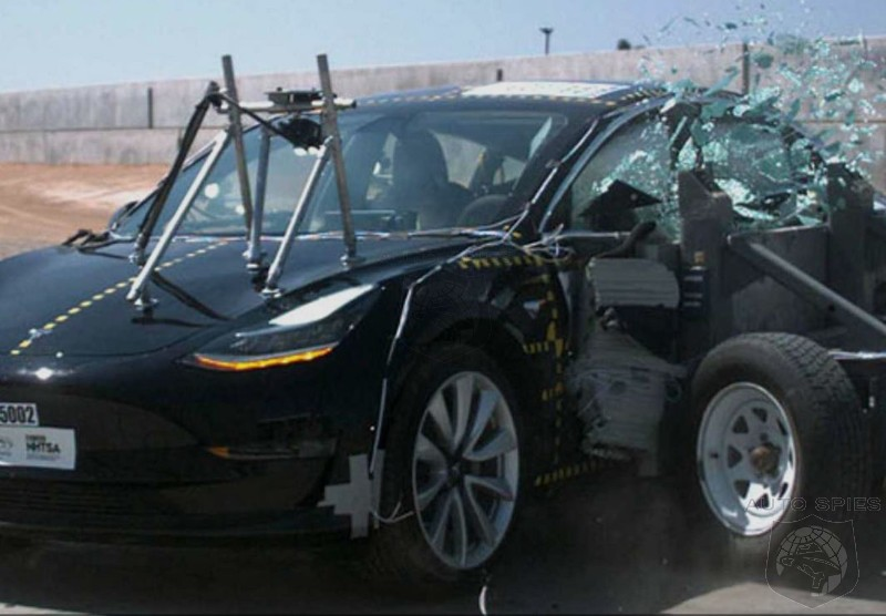 How Did Tesla Become The Benchmark For Safety So Quickly?