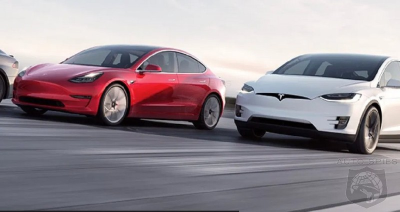 Coronavirus Be Damned: Tesla Mops Up The Competition With The BEST 1st Quarter EVER - UP 7%