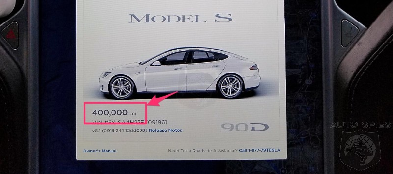 400,000 Miles In A Tesla Model S - Was It Worth The Price Of Admission?