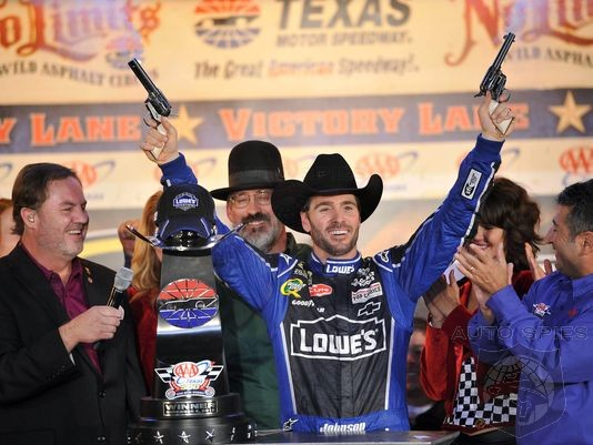 National Rifle Association To Sponsor Texas NASCAR Race
