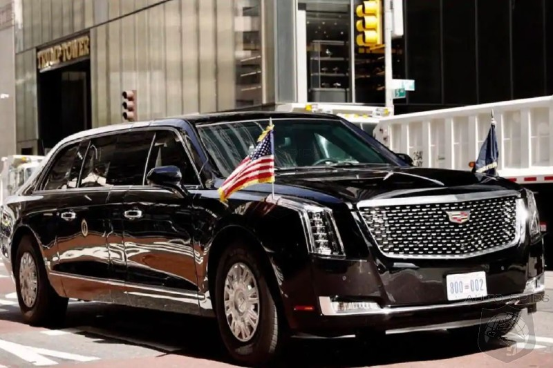 Biden Doesn't Take Office In A New Limousine - Here Is Why