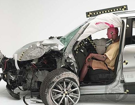 Five Small Crossovers Flunk Tougher IIHS Crash Tests