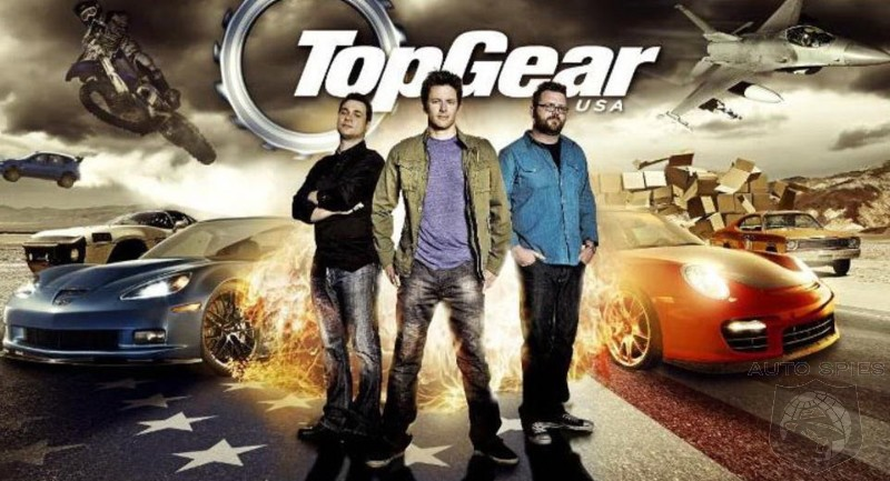 Former Top Gear USA Cast Returning With A New Show On History Channel