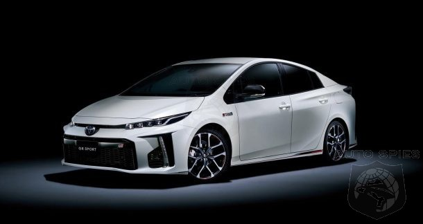 Toyota Offers A Performance Prius That Goes No Faster - What Is The Logic?